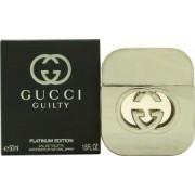 Gucci Guilty Platinum Eau de Toilette 50ml Sprej