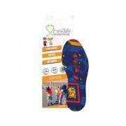 Xcellé Soletta scarpe per bambini in lattice 2 pz
