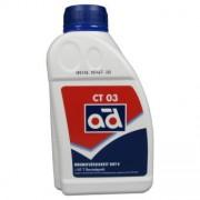 Ad Autoteile Liquide de freins DOT4 165°C Point d'ébullition humide 500 Millilitres Bouteille
