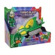 Jucarie Pj Masks Turbo Blast Vehicles Gekko Mobile