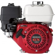 Honda Horizontal OHV Engine for Generators - 163cc, GX Series, Tapered 3/4Inch x 2 53/64Inch Shaft, Model GX160UT2VA2