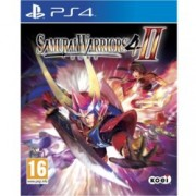 Samurai Warriors 4 II, за PS4