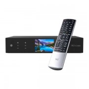 VU+ Duo 4K SE BT PVR Ready Linux Receiver UHD 2160p 1x DVB-T2 Dual