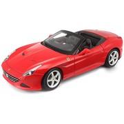 Bburago 1:18 Ferrari California T Open Top Car, Multi Color
