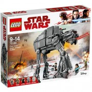 Set de constructie LEGO Star Wars Heavy Assault Walker al Ordinului Intai