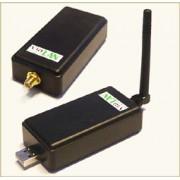 2.4Ghz-s USB-s wlan dongle külső antenna csatlakozóval