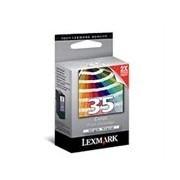 Lexmark 35 Cartucho de tinta (Lexmark 18C0035) color