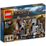 Lego the Hobbit An Unexpected Journey Dol Guldur Ambush, Multi Color