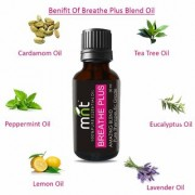 MNT BREATHE PLUS AMAZING BLEND ESSENTIAL Oil (30 ML) Pure Therapeutic Grade