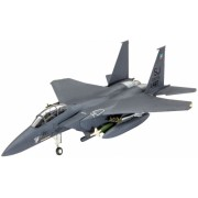 Model Set Revell Avion F-15E Strike Eagle & Bombs RV63972