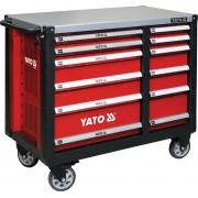 Yato profesionalna kolica za alat sa 12 fioka YT-09003