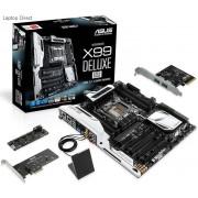 Asus X99 Delux/U3.1 X99 chipset LGA 2011-v3 Motherboard
