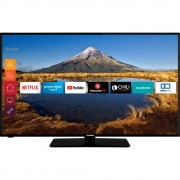 "Telefunken C58U446A LED televizor 147 cm 58 "" ATT.CALC.EEK A++ (A++ - E) DVB-T2, DVB-C, DVB-S, UHD, Smart TV, WLAN, CI+ Crna"