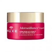 Nuxe Cremă de zi pentru pielea uscată Merveillance Expert (Lift and Firm Rich Cream) 50 ml