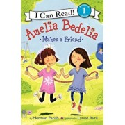 Amelia Bedelia Makes a Friend, Paperback/Herman Parish
