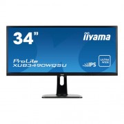 Monitor 34i ULTRA-WIDE LCD. 3440 x 1440. AH-IPSL XUB3490WQSU