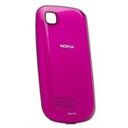 Заден капак за Nokia Asha 200/201 Розов