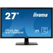 Iiyama ProLite X2788QS-B1 - WQHD IPS Monitor