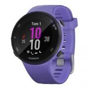 Ceas Smartwatch Garmin Forerunner 45S, 42mm, Iris