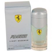 Ferrari Light Essence Eau De Toilette Spray 1 oz / 29.57 mL Men's Fragrances 535945