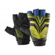 CRIVIT®PRO Fietshandschoenen (9,5, Zwart/geel)