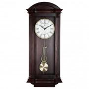 Ceas cu pendul din lemn masiv Merion 6702-3 Mahon