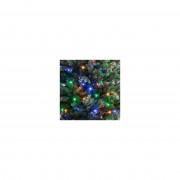Guirlande Lumineuse 30m 300 LED Multicolores Câble Vert Raccordable Série Essentielle