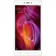 Telefon Mobil Xiaomi Redmi Note 4X, 16GB Flash, 3GB RAM, Dual SIM, 4G, Gold