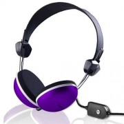 Casque stéréo bandeau Grundig - couleur - violet