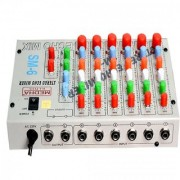 MEDHA SM-6 PROFESSIONAL STERO ECHO MIXER WITH 1 YEARS WARRANRT