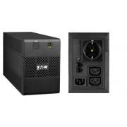 EATON UPS 5E 650i USB DIN, Line-interactive, Tower, 650VA/360W, výstup