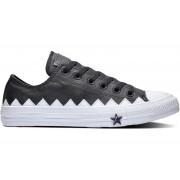 Converse All Star Mission V Ox Damen Schuhe schwarz weiß Gr. 37,0