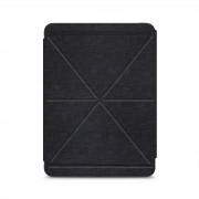 Moshi VersaCover Case - калъф и поставка за iPad Pro 11 (2018) (черен)