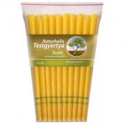 Naturhelix testgyertya teafa 10db