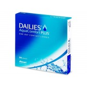 Dailies AquaComfort Plus (90 šošoviek)