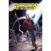 Guardians Of The Galaxy Vol. 5 Through The Looking Glass de Brian Michael Bendis et de l'artiste Frank Cho et de l'artiste Valerio Schiti