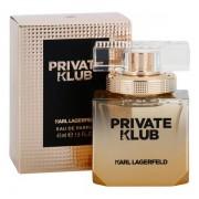 Karl Lagerfeld Private Klub Pour Femme woda perfumowana 45ml