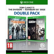 Ubisoft Pack Doble Tom Clancy's The Division + Rainbow Six Siege