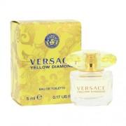Versace Yellow Diamond 5ml Eau de Toilette за Жени