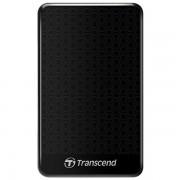 TRANSCEND USB HDD, StoreJet 25A3, 1TB, USB3.0, HDD suspension, Black, 3 yrs TS1TSJ25A3K
