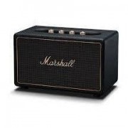 Marshall Acton M Accs Powerful Bluetooth Speaker Free Delivery - Black