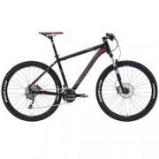 Merida Mountain Bike Merida Big Seven 500 - Aro 27,5 - Freio a Disco - Câmbio Shimano - 30 Marchas - PRETO/CINZA