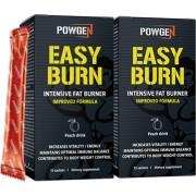 PowGen Easy Burn 1+1 GRATIS - para quemar la grasa sin hacer deporte
