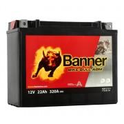 Banner YTX50L-BS Bike Bull AGM motorkerékpár akkumulátor - 52214