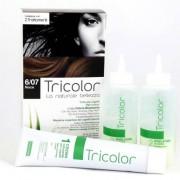 SPECCHIASOL Tricolor tinta per capelli n.6/07 Noce - Linea Homocrin - 2 trattamenti