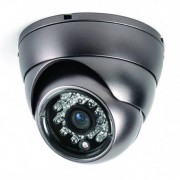 Grantek Camera Dome Anti Vandale avec Vision Nocturne HD