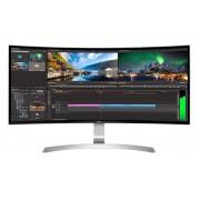"""LG 34UC99-W 34"""" Quad HD LED White computer monitor"""