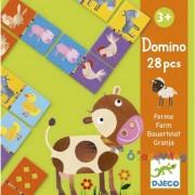 Djeco Domino - Farm