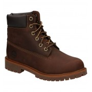 Timberland Authentic 6 Inch Boots Bruin - Bruin - Size: 36