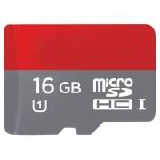 16GB High Speed Class 10 TF/Micro SDHC UHS-1(U1) Memory Card Write: 12mb/s Read: 20mb/s (100% Real Capacity)(Black)